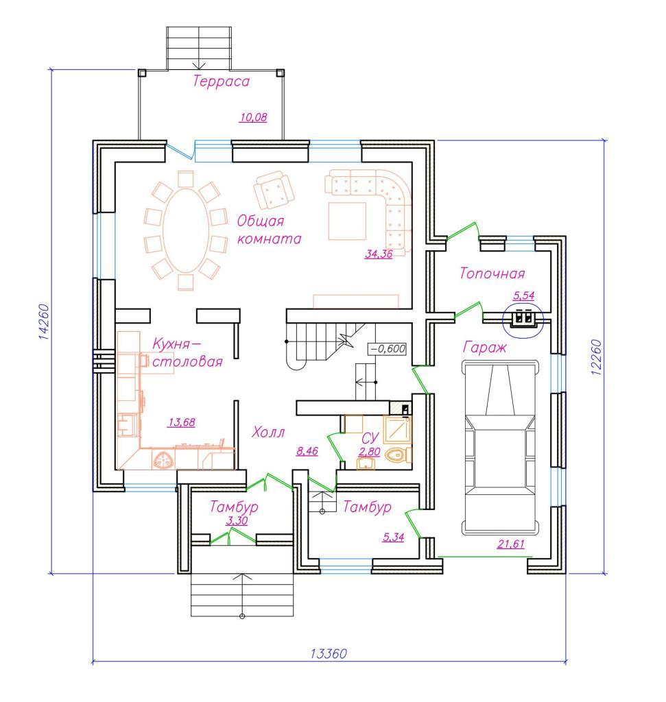 Plan_1_etaja_proekt_45-13