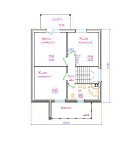 Plan_2_etaja_proekt_45-13